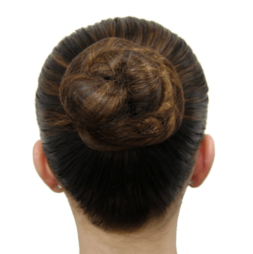 Secure The Bun Tightly With Tugging Lots Of Bobby Pins All Around The Bun.  For Extra Security, You Can Cover The Bun With Hair Net With A Matching Hue  That ...