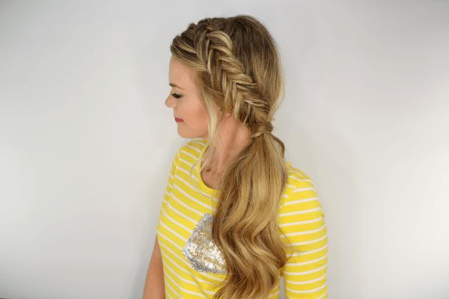 14 Stunning Side Ponytail Hairstyles For Medium Hair Tutorial