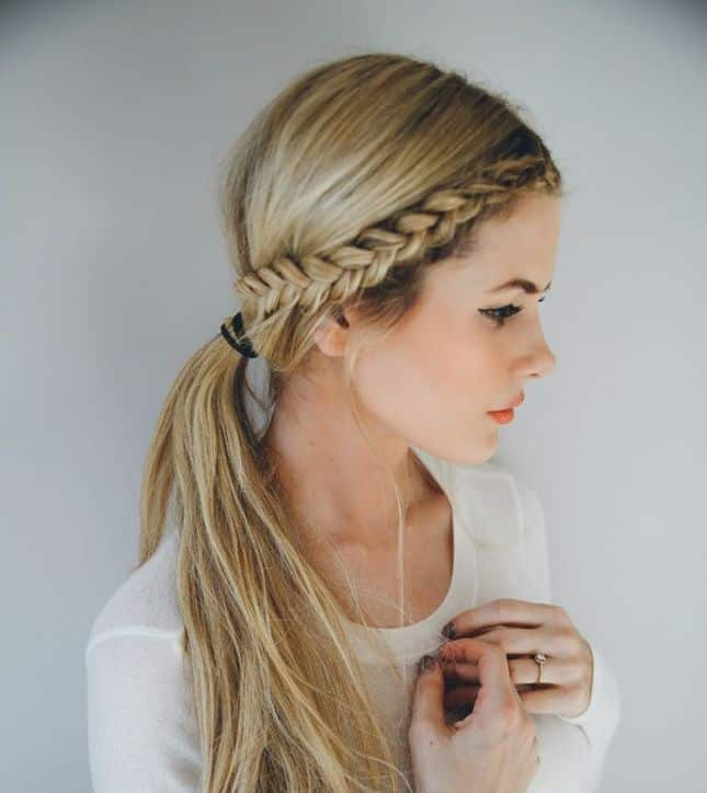 14 Stunning Side Ponytail Hairstyles For Medium Hair Tutorial