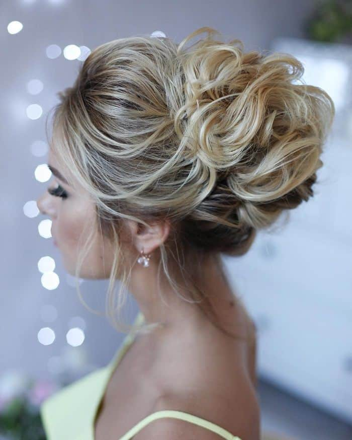 21 Magnificent Bridesmaid Hairstyles For Long & Medium Hair