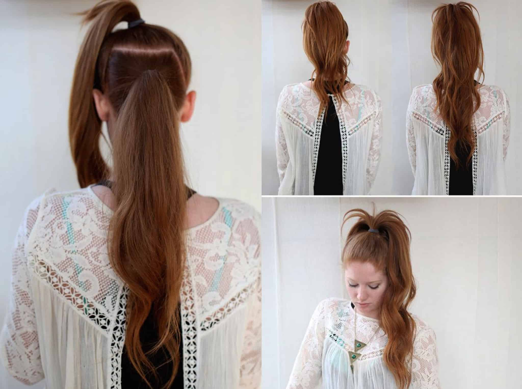 21 Perfect Ponytail Hairstyles For Girls For Any Event New Styles