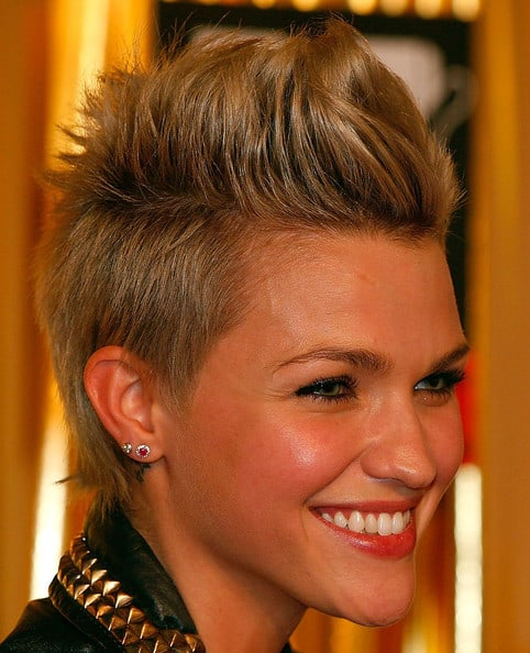 Fantastic Fauxhawk Hairstyles