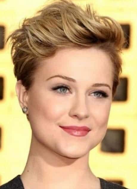 Pixie With Back Swept