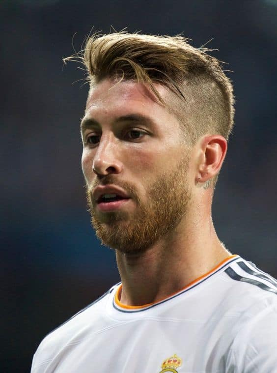 sergio ramos hair style 20 sergio ramos haircut amp hairstyles for amp hair 9877