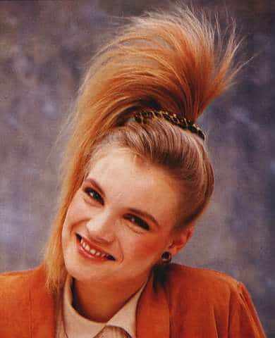 List Of 33 Most Popular 80s Hairstyles For Women Updated