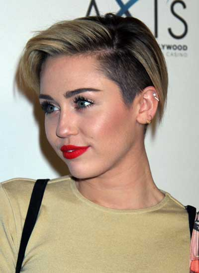 33 Best Miley Cyrus Haircut Ideas For Long Short Hair 2018