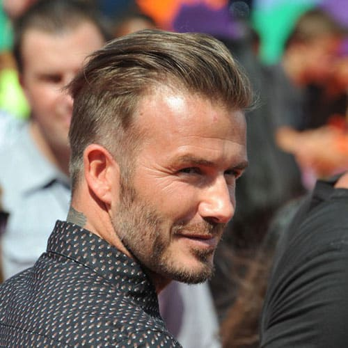 31 Best Selected David Beckham Hairstyles Haircut 2018