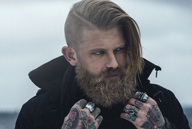 33 Selected Viking Hairstyles For Men 2018 Long Medium Short Hair