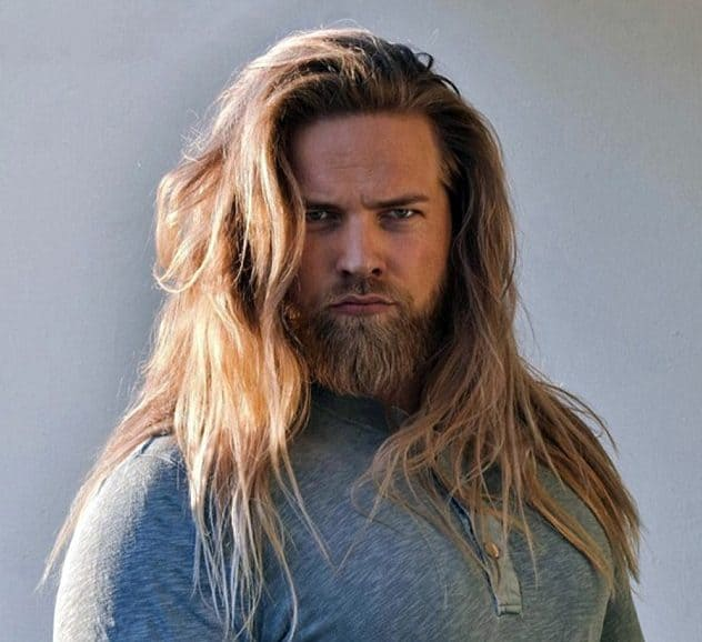 33 Selected Viking Hairstyles For Men 2018 Long, Medium