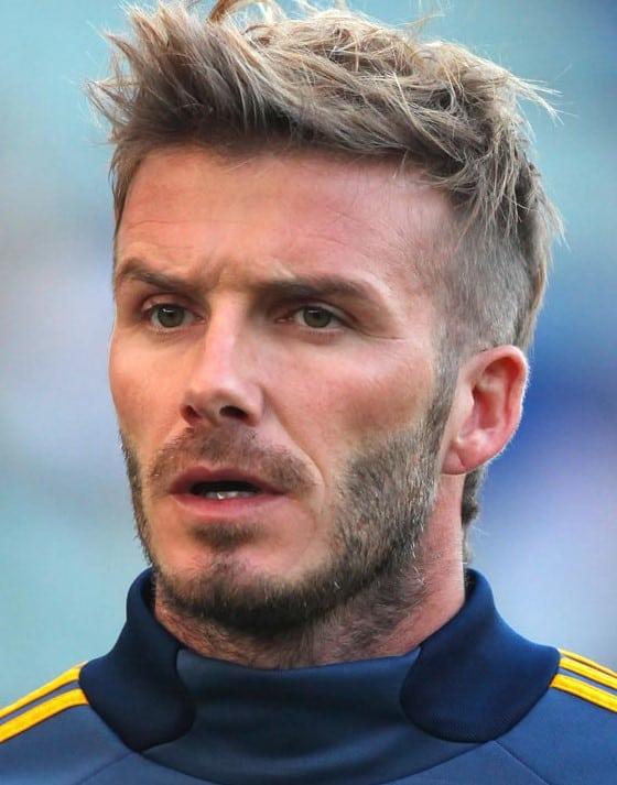 31 Best Selected David Beckham Hairstyles Haircut 2018