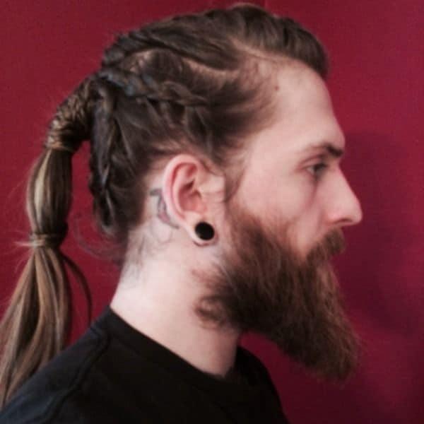33 Selected Viking Hairstyles For Men 2018 Long Medium