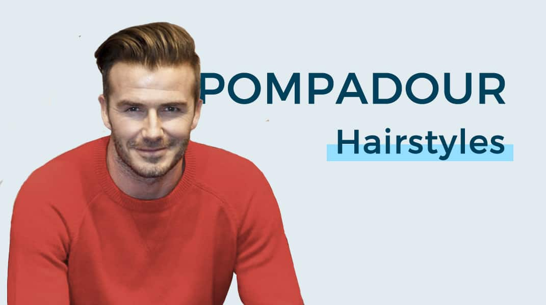 21 Amazing Pompadour Haircut Hairstyles 2018 Video Tutorial