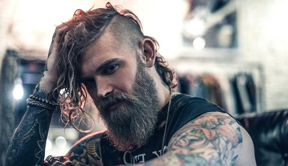 33 Selected Viking Hairstyles For Men 2018 Long Medium